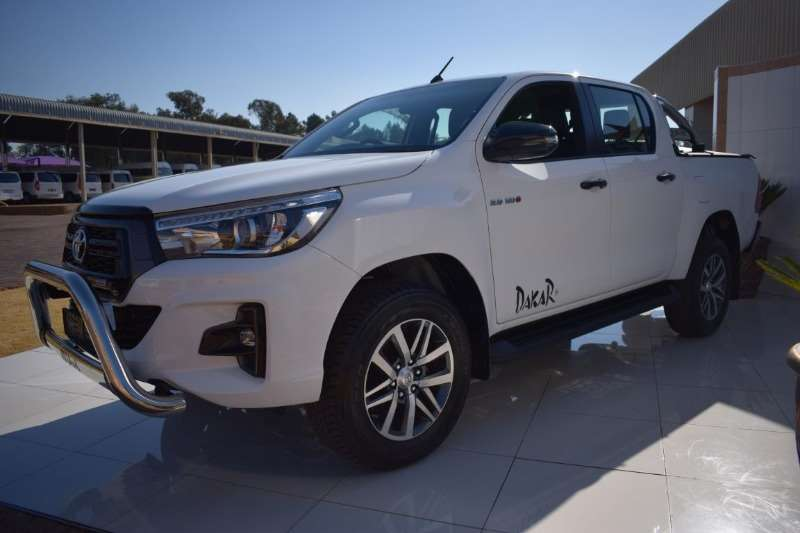 2018 toyota hilux double cab hilux 2 8 gd 6 raider 4x4 p u d c a t dakar cars for sale in. Black Bedroom Furniture Sets. Home Design Ideas