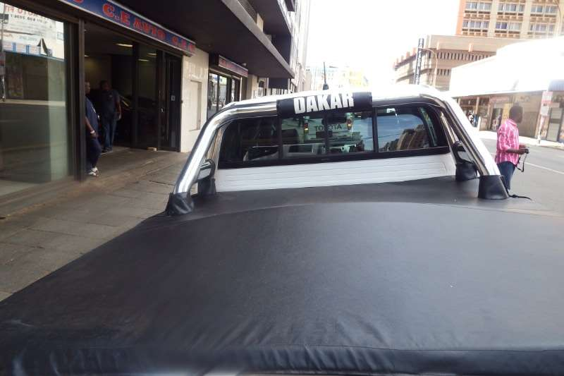 Toyota Hilux Double Cab HILUX 3.0 D 4D HERITAGE 4X4 A/T P/U D/C 2014
