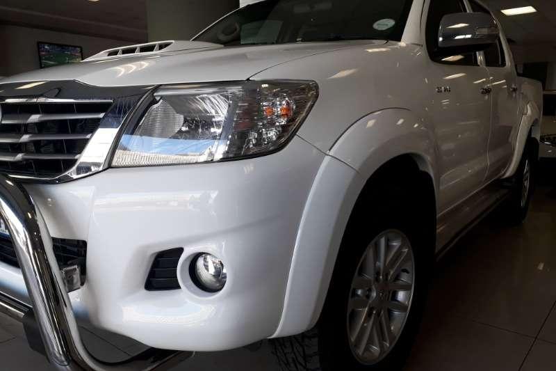 Toyota Hilux Double Cab HILUX 3.0 D 4D RAIDER 4X4 A/T P/U D/C 2014