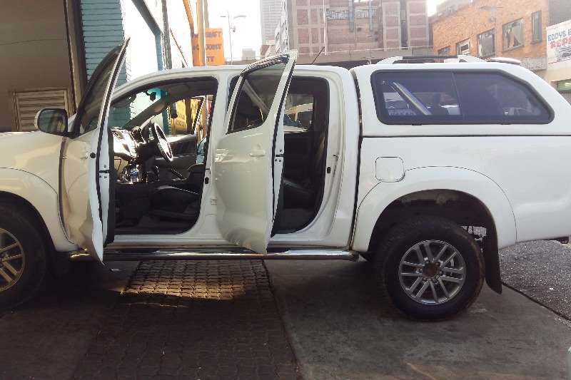 2014 Toyota Hilux double cab