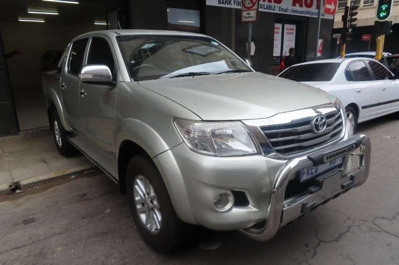 2013 Toyota Hilux double cab HILUX 2.7 VVTi RB SRX P/U D/C