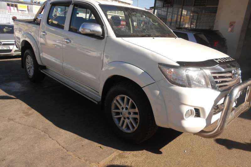 2009 Toyota Hilux double cab