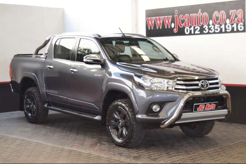 2017 Toyota Hilux double cab