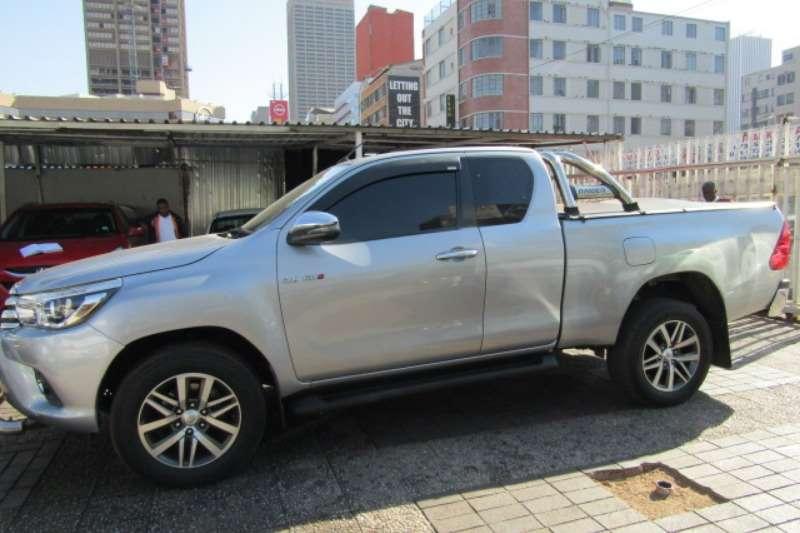 2017 Toyota Hilux double cab HILUX 2.4 GD 6 RB S P/U D/C