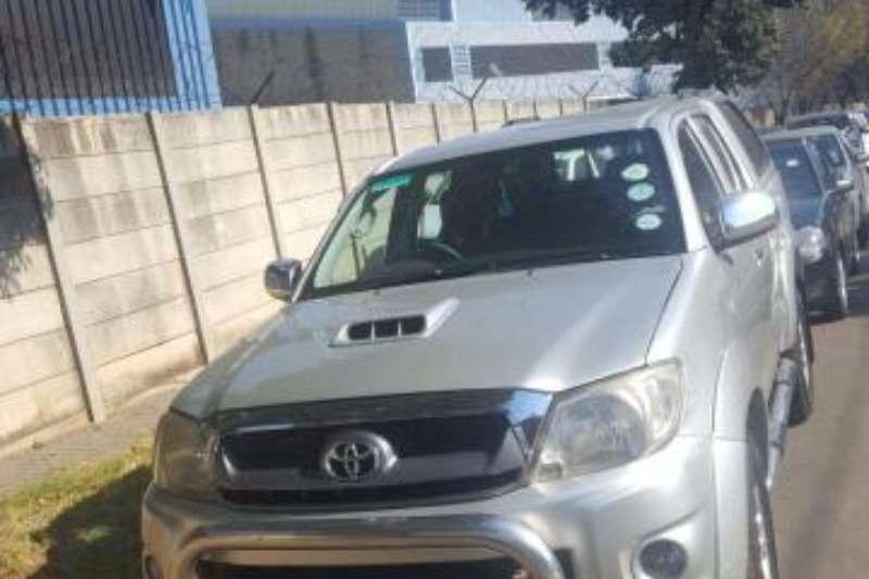 2008 Toyota Hilux 3.