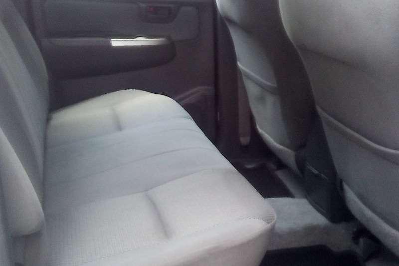 2014 Toyota Hilux 2.5D 4D double cab Raider