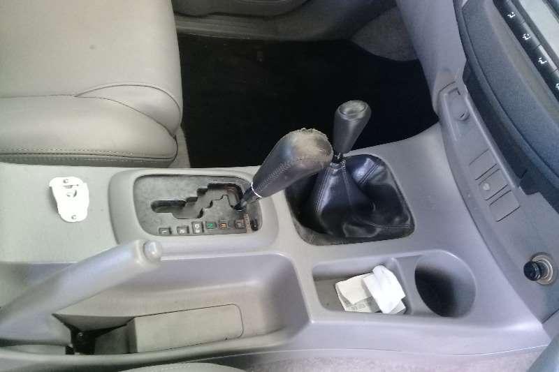 2010 Toyota Hilux 3.0D 4D double cab 4x4 Raider auto