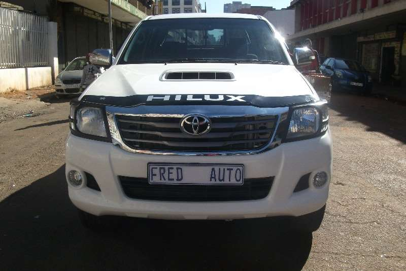 2013 Toyota Hilux 3.0D 4D double cab 4x4 Raider