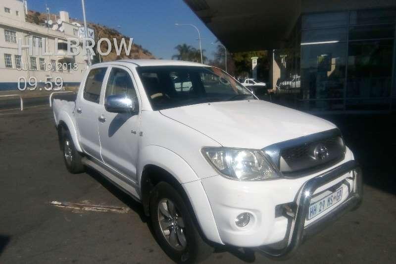 2010 Toyota Hilux 3.0D 4D Raider