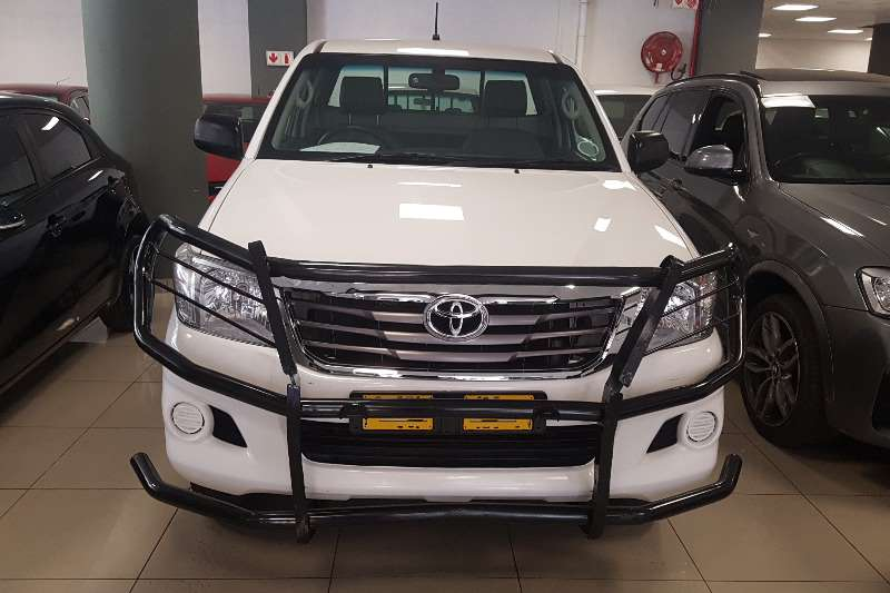 2014 Toyota Hilux 2.5D 4D 4x4 SRX