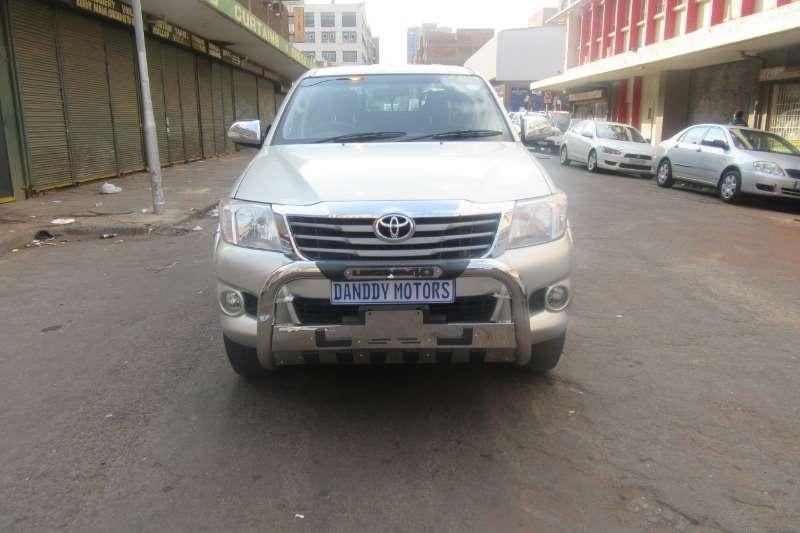 2013 Toyota Hilux 2.7 4x4 SRX