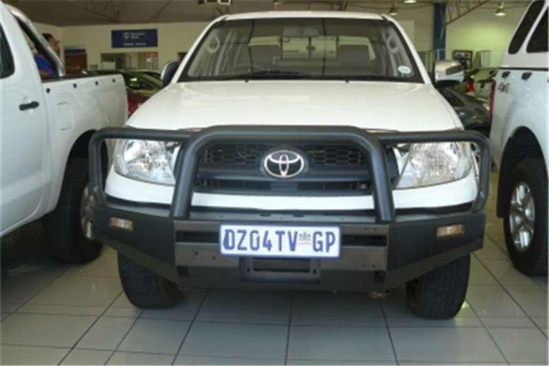 2011 Toyota Hilux