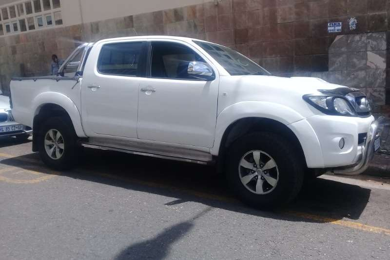 2010 Toyota Hilux 2.8GD 6 double cab 4x4 Raider