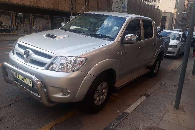 2008 Toyota Hilux 3.0D 4D double cab 4x4 Raider