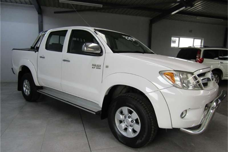 2008 Toyota Hilux 2.7 double cab Raider