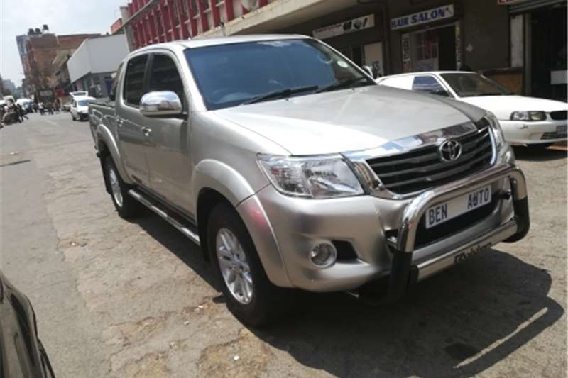 2011 Toyota Hilux 2.7 double cab Raider Heritage Edition