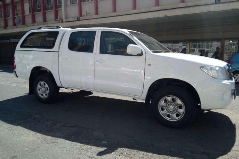 2008 Toyota Hilux 2.5D 4D double cab 4x4 SRX
