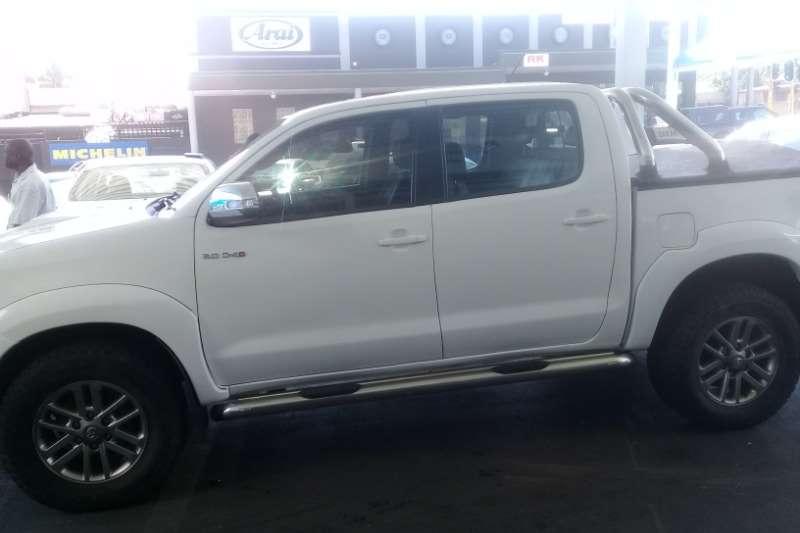 2013 Toyota Hilux 3.0D 4D double cab Raider Dakar edition auto