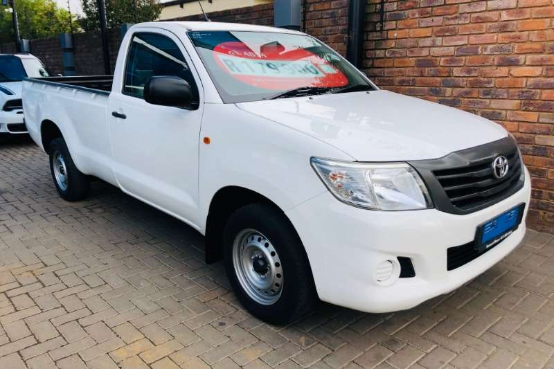 2014 Toyota Hilux 2.0 S