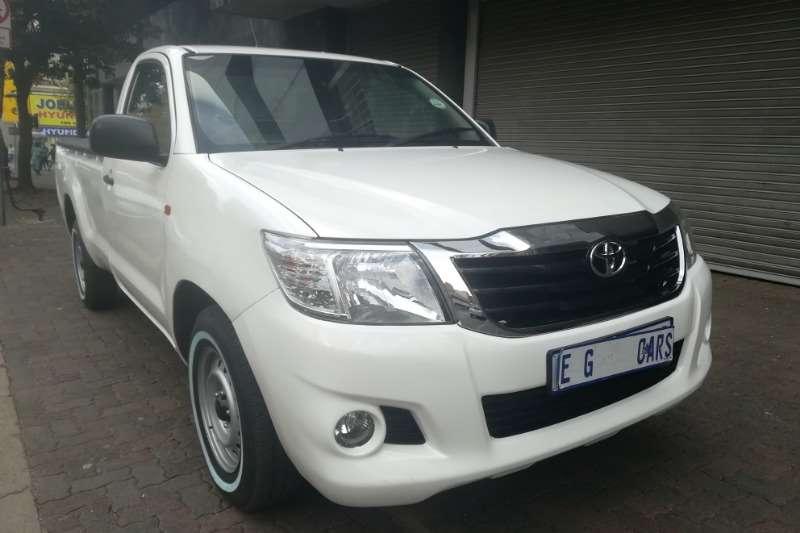 2015 Toyota Hilux 2.5D 4D