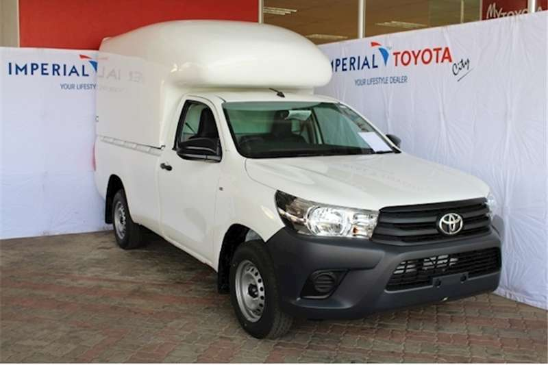 2019 Toyota Hilux 2.4GD