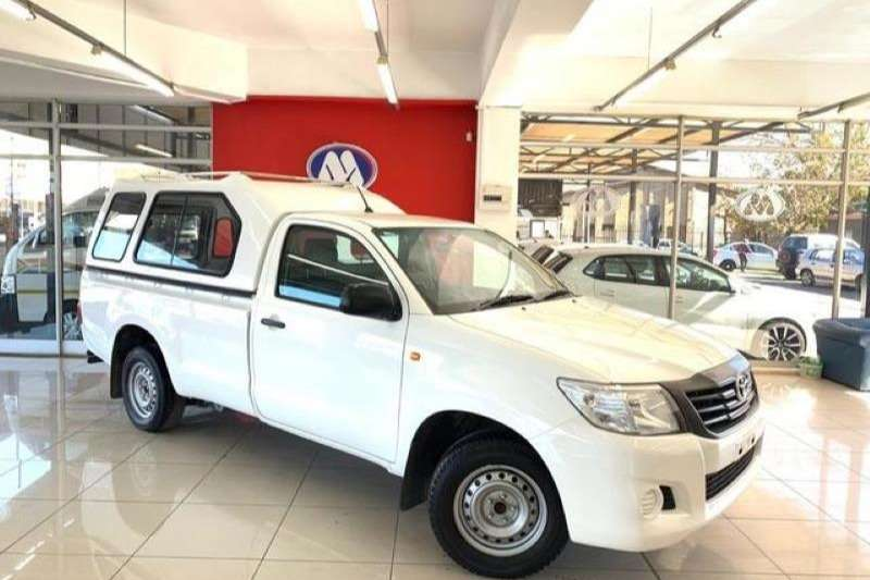 2013 Toyota Hilux 2.0 S