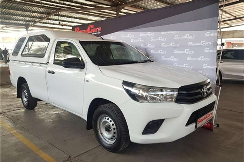 2016 Toyota Hilux 2.4GD