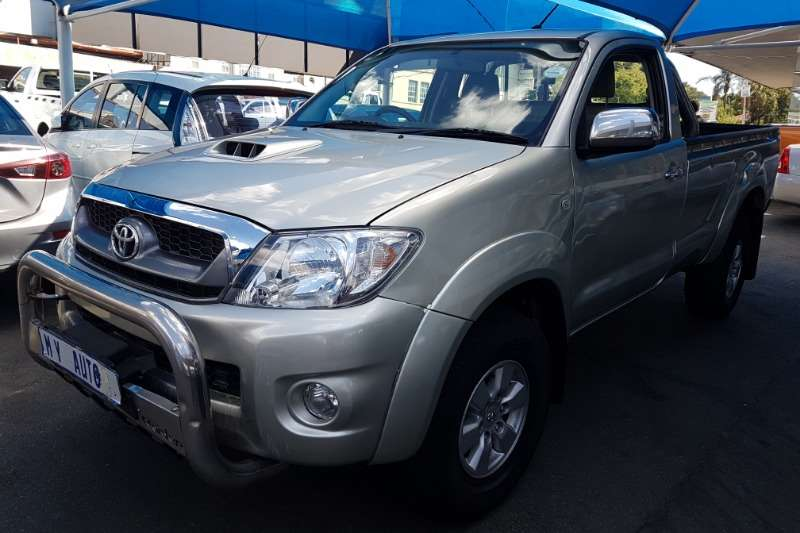 2009 Toyota Hilux Single Cab 3.0 D4D Cars for sale in ...
