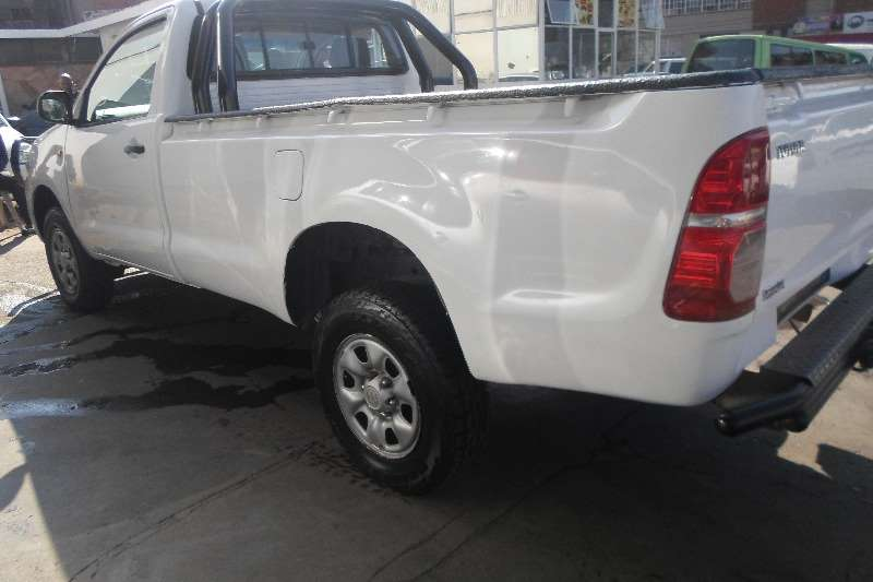 Toyota Hilux Single Cab for sale in Gauteng   Auto Mart