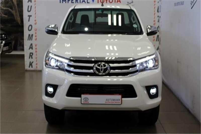 Toyota Hilux Single Cab HILUX 2.8 GD 6 RAIDER 4X4 P/U S/C A/T 2018
