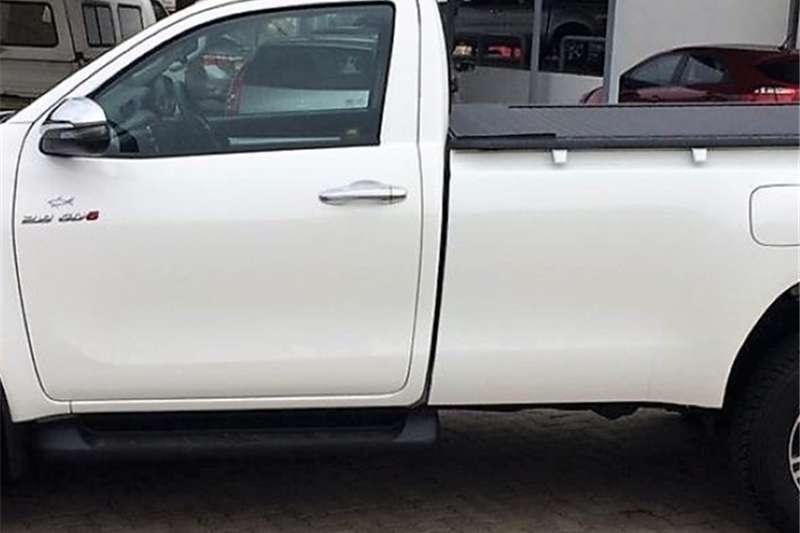 Toyota Hilux Single Cab HILUX 2.8 GD 6 RB RAIDER P/U S/C A/T 2018