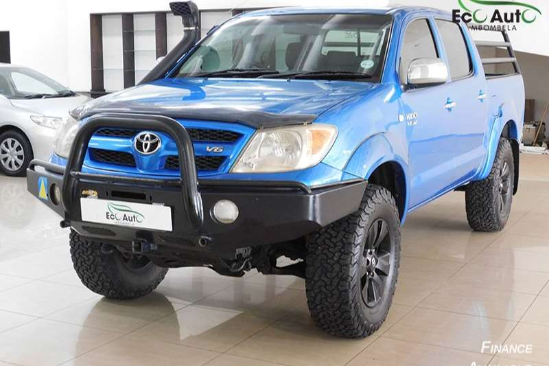 Toyota Hilux V6 4.0 double cab 4x4 Raider 2006