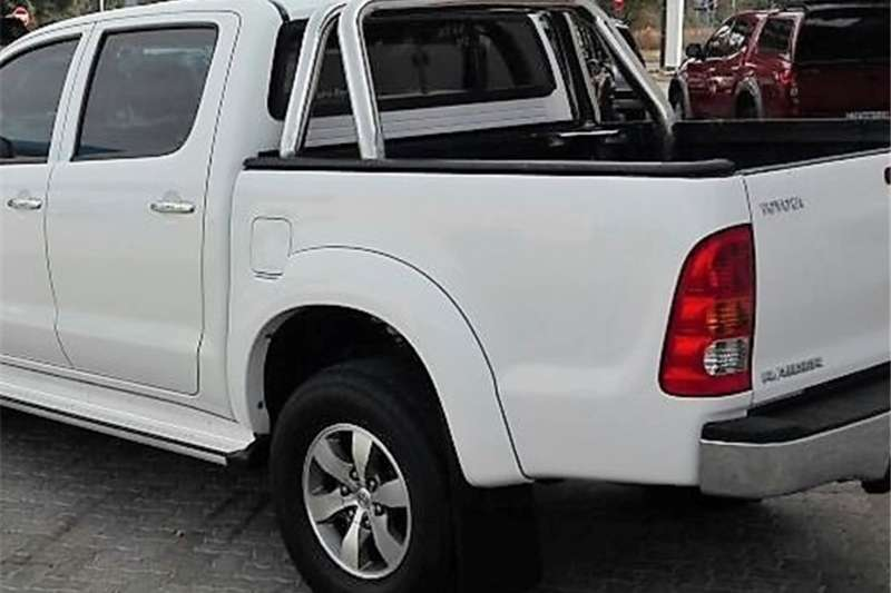 Toyota Hilux V6 4.0 double cab 4x4 Raider 2010