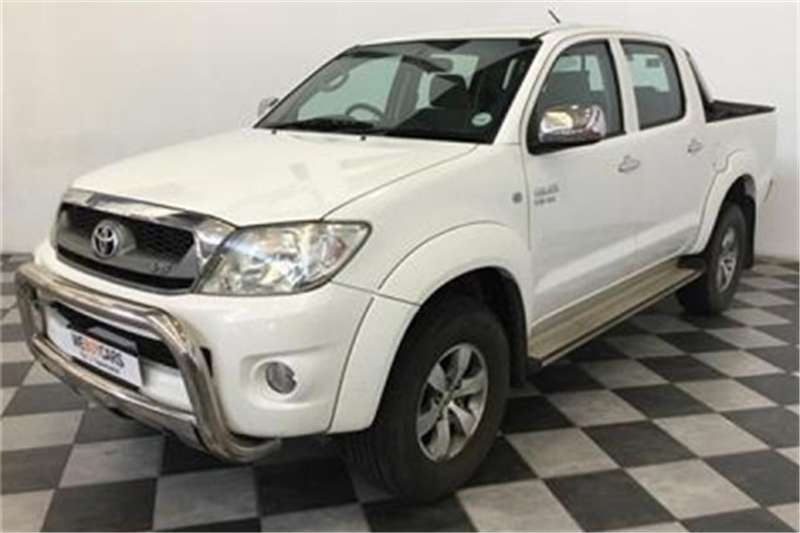 Toyota Hilux V6 4.0 double cab Raider 2009