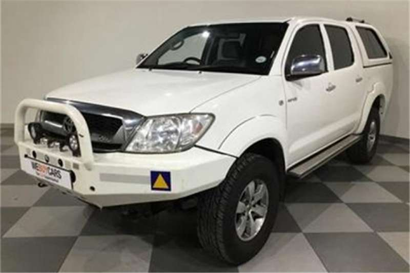Toyota Hilux V6 4.0 double cab Raider 2010