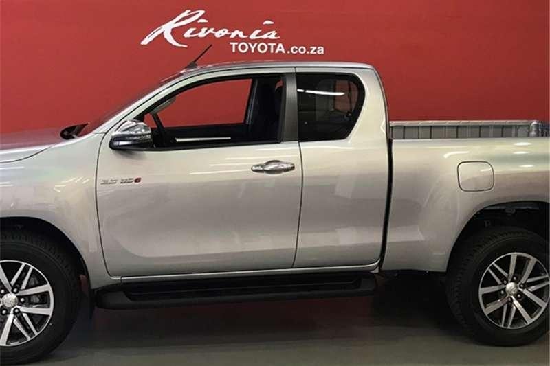 Toyota Hilux Xtra Cab HILUX 2.8 GD 6 RB RAIDER P/U E/CAB A/T 2018