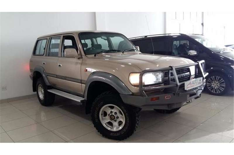 Toyota Land Cruiser 100 4.5 GX 2000
