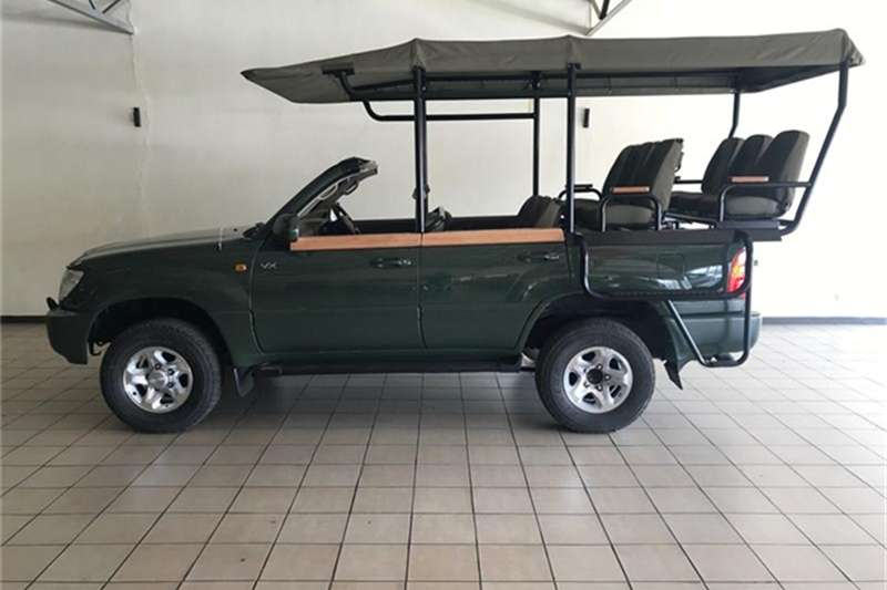 Toyota Land Cruiser 100 GX 4.5 4X4 1999