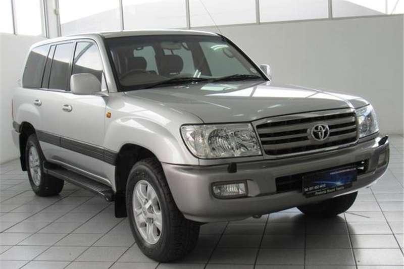 2007 Toyota Land Cruiser 100