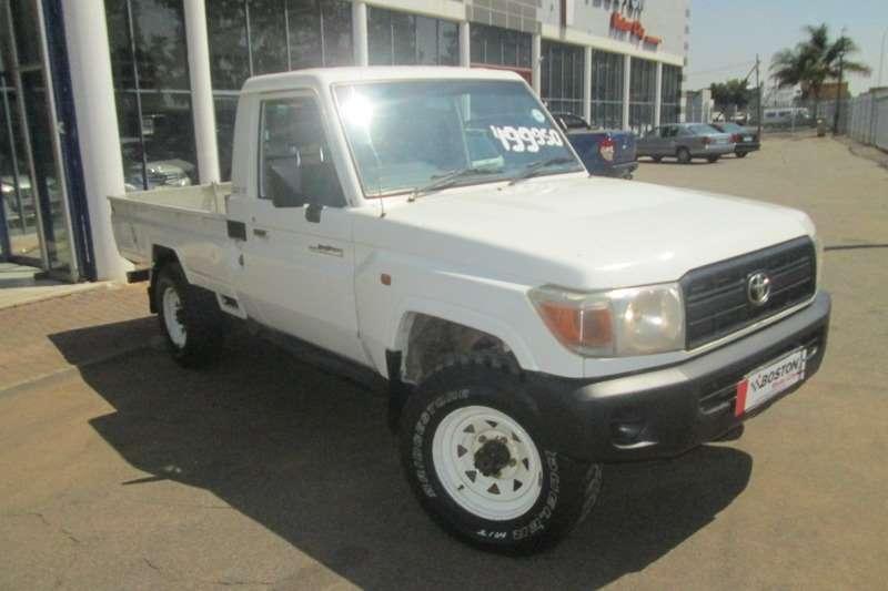 2008 Toyota Land Cruiser 70 series