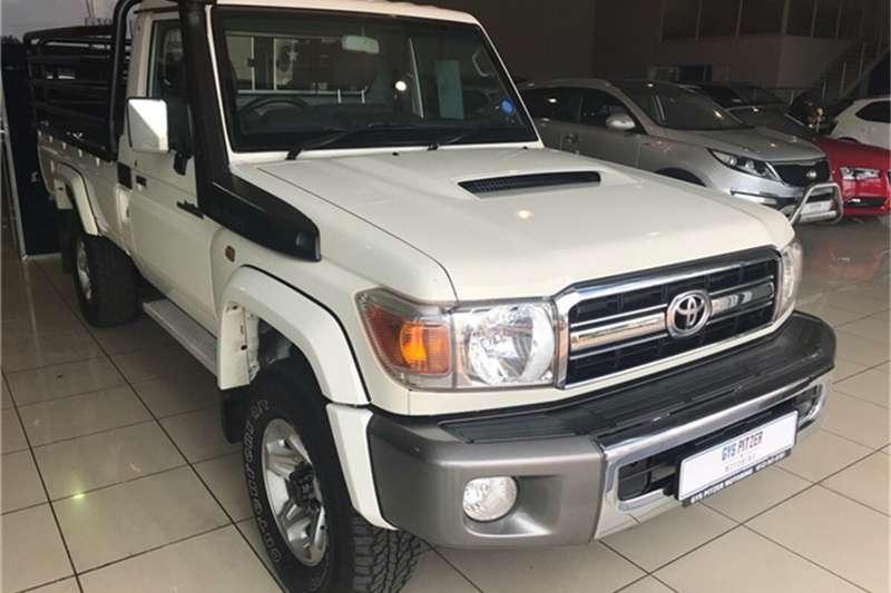 2015 Toyota Land Cruiser 79