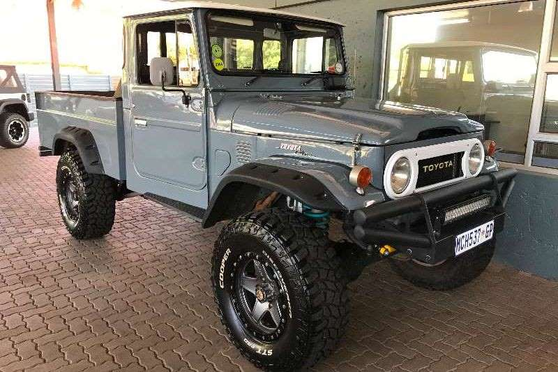 Toyota Land Cruiser in South Africa | Junk Mail