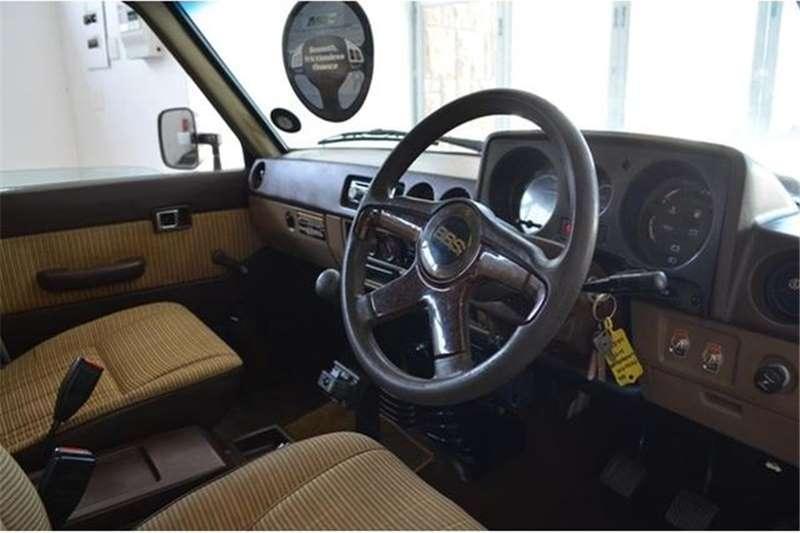 Toyota Land Cruiser GX 1984