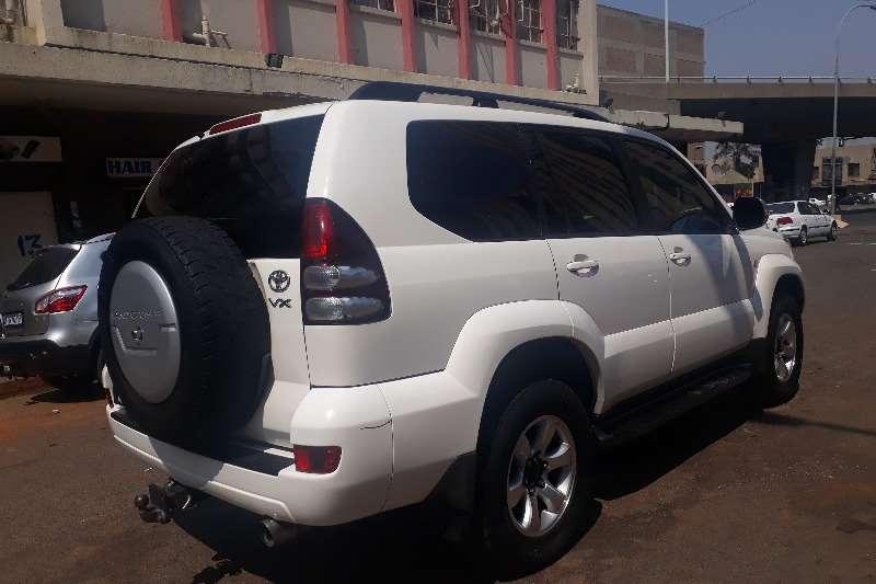 2008 Toyota Land Cruiser Prado PRADO VX 4.0 V6 A/T
