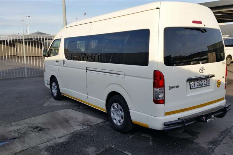 a8d473260b 2012 Toyota Quantum 2.5D 4D GL 14 seater bus Cars for sale in ...