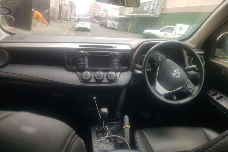 Toyota Rav4 2.0 2017