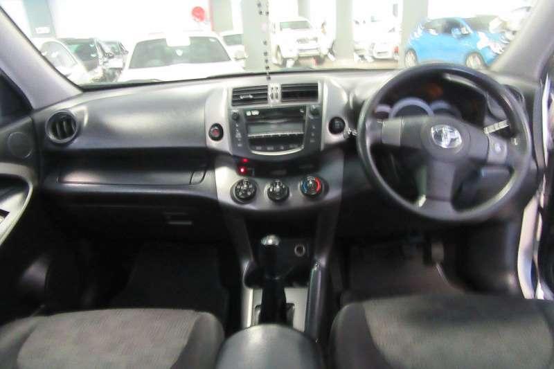 2007 Toyota Rav4 RAV4 2.0 Fierce