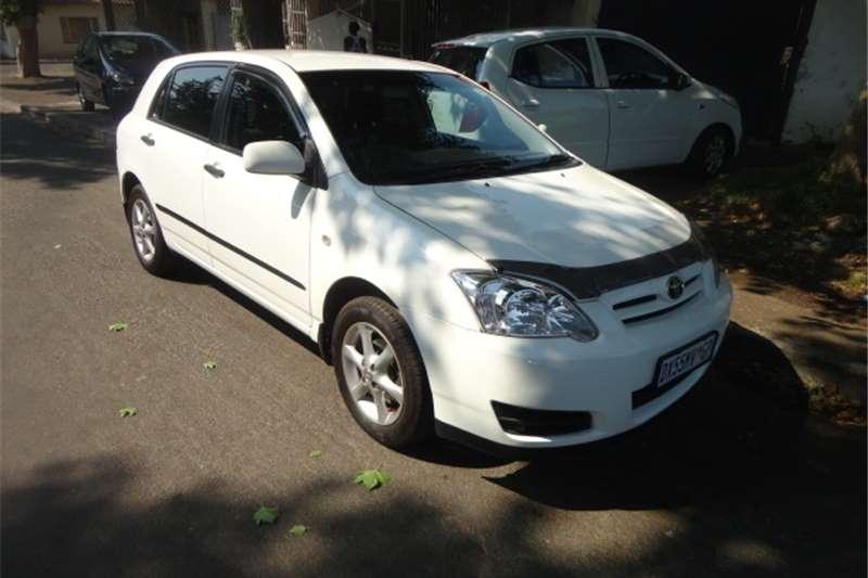 2007 Toyota Runx 1 4 Runx Cars For Sale In Gauteng R 75