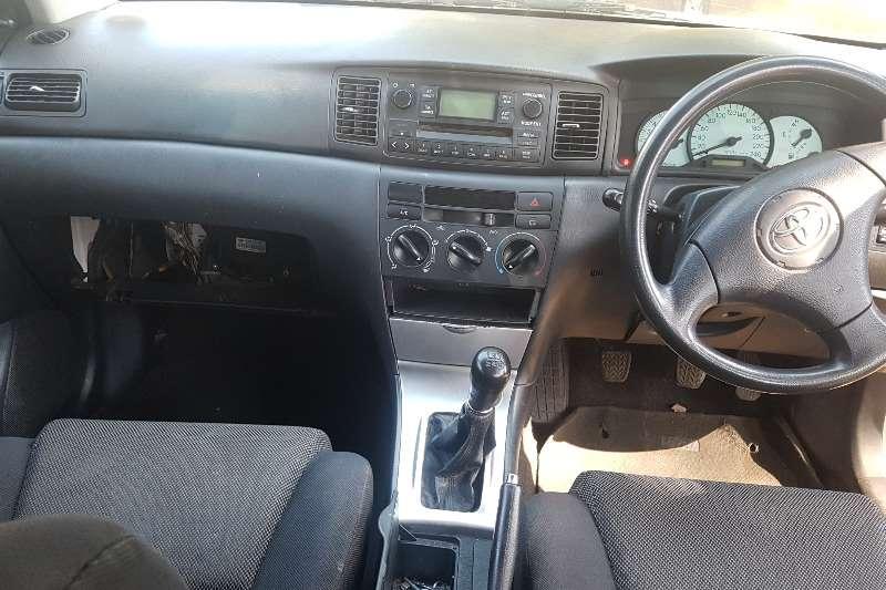 Toyota Runx 140 RT 2003