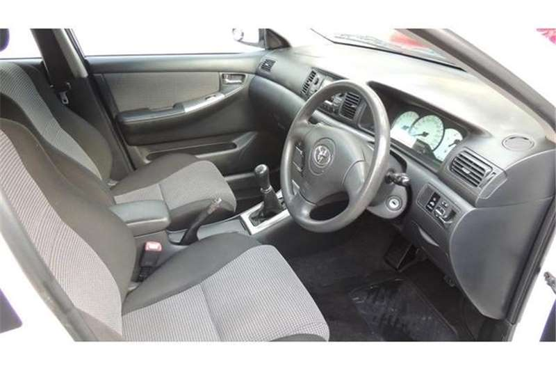 Toyota Runx 160 RS 2006